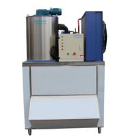 SINDEICE small range 1.5T/24h flake ice making machine