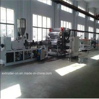 Professional PVC/WPC Foam Board Production Line for Furniture thumbnail image