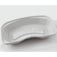 molded pulp kidney tray