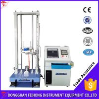 acceleration sine wave impact strength testing machine