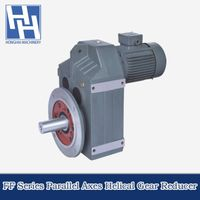 FF Series Parallel Axes Helical Gear Reducer thumbnail image