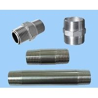 steel pipe nipple alloy carbon stainless ASTM JIS DIN