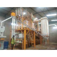 30ton maize flour milling machine, maize breakfast meal machine, roller mill, wheat flour mill thumbnail image