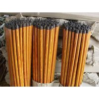 wooden handles/ wodoen broom sticks pvc