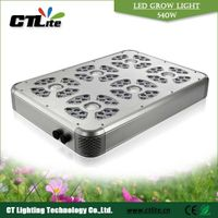 Auto intelligent  led grow light for indoor growing and flowering