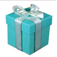 Endless Art US Sienna Gift Box. Easy to Assemble and No Glue Required.