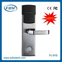 Electronic digital card hotel door lock thumbnail image