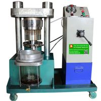 Automatic Hydraulic oil press machine