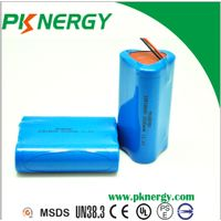 Hot Selling ICR18650 2600mAh 11.1V Li-ion Battery Cell AA Batteries 2s1p