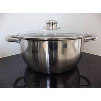 Stainless steel casserole 20cm-26cm