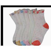 100% cotton cute ankle cartoon baby socks winter thumbnail image