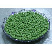 IQF frozen peas
