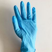 Guantes de nitrilo,Fábrica de guantes de nitrilo, guantes de nitrilo de China thumbnail image