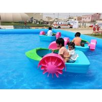 CE TUV approved paddle boats with different size