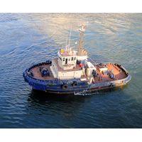 Ship yard build new tugboat