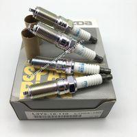 High Quality 4 set L3Y218110 ILTR5A13G Iridium Spark Plug For Mazda 3 5 6 CX-7 Ford Lincoln L3Y2-18-