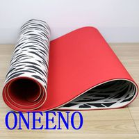 Eco Friendly Zebra color TPE Yoga Mat with Personality