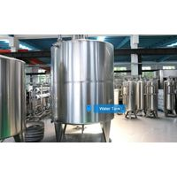 Good quality stainless steel water tank