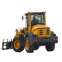 2 tons rated capacity smaller loader best price for sale thumbnail image