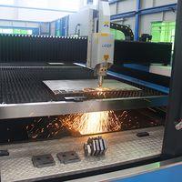 ZXL-FPED Gantry Exchange Platform Fiber Laser Cutting Machine thumbnail image
