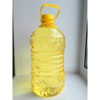 Sunflower Oil, Crude/Refined (Russia Origin)