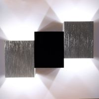 Rectangle LED Outdoor Wall Light 23W Aluminium shell Lights Lamp