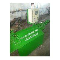 Automatic rebar Straightening, Bending And Cutting machine