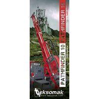 Pathfinder 16 Full Hydraulic Drill Rig