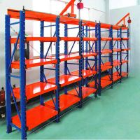 Draw out racking for mould warehouse