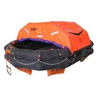 Throw Over Inflatable Life Raft