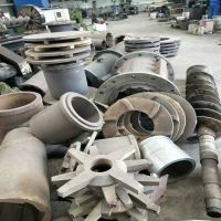 Heat-Resistant Steel Cast Cork Screw, Grinding Disc, Stainless Steel Cast, Forestry Machinery Access thumbnail image
