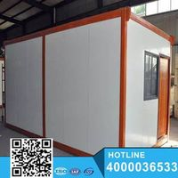 flatpack prefab container house/storage/office