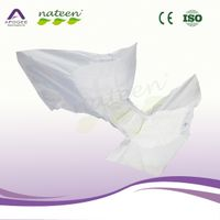 Disposable quality adult diaper