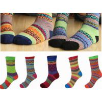 Women's Socks, High Quality, Low Price, Cotton, Bamboo, Lycra, Coolmax, Wool, Acrylic, Terry, Jacqua