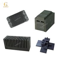 Graphite mold for sintering
