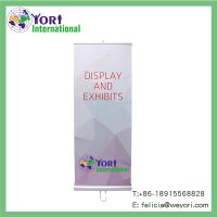 Yori printing custom promotion advertising roll up display