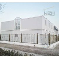 Office Project inMobile Flat Pack Container Homes Made in China Prefab Container Office Buildings thumbnail image