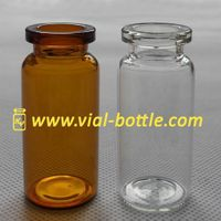 10ml amber glass vials resist light activated thumbnail image