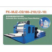 Automatic Box-Drawing Face Tissue Machine thumbnail image