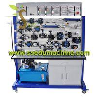 Hydraulic Trainer Mechatronics Training Equipment Didactic Equipment thumbnail image