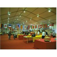 big comfortable party tent for exhibition thumbnail image