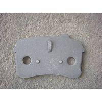 brake backing plate  for brake pad thumbnail image