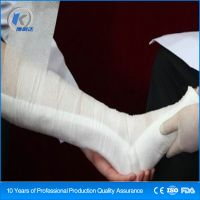 CE FDA Standerd Met Medical Splint Fracture Moldable Plastic Cheap Orthopedic Splint