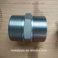 Threaded Weld/Seamles Male Stainless Steel 304l/316l Piple Nipple thumbnail image