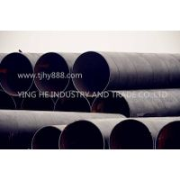 common  submerged arc welding of spiral tube by both sides.