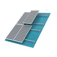 Photovoltaic Module L Feet Solar Mounting System Bracket for Metal Roof