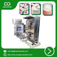 Ice cream pasteurizer machine Best Sterilization equipment for hard ice cream thumbnail image