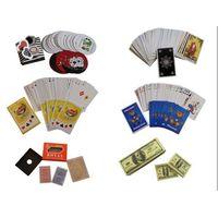 Custom paper playing cards thumbnail image