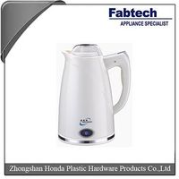OEM stainless steel electric kettle with boild-dry protection