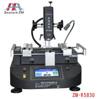 Hot sales !!! Low price ,With touch screen ,High precision infrared and hot air bga rework station Z